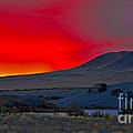 Bruneau Sunrise by Robert Bales