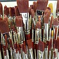 Brush Stack by Ed Lukas