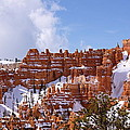 Bryce Canyon Castles by Viktor Savchenko