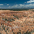 Bryce Canyon Panaramic by Larry Carr