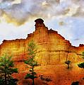 Bryce National Park Sunset by Ellen Heaverlo