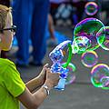 Bubble Boy by Brian Stevens