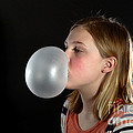 Bubblegum Bubble 3 Of 6 by Ted Kinsman