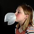 Bubblegum Bubble 4 Of 6 by Ted Kinsman