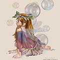 Bubbles by Elaine VanWinkle