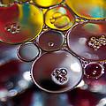Bubbles Iv by David Pringle