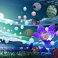Bubbles by Joey Sack