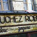 Buchez Robert by Georgia Fowler