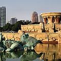 Buckingham Fountain - 3 by Ely Arsha