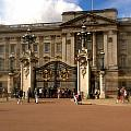 Buckingham Palace by John Colley