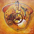 Buddah In An Acorn by Schel Harris
