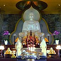 Buddha Statue by David Morefield