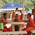 Buddhist Childhood by Shaun Higson