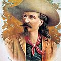 Buffalo Bill Cody, C1888 by Granger