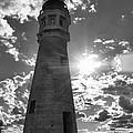 Buffalo Lighthouse 16717b by Guy Whiteley