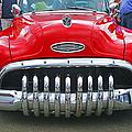 Buick With Teeth by Randy Harris