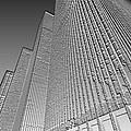 Building In Monochrome by Pravine Chester