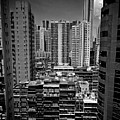 Buildings In Hong Kong by All rights reserved to C. K. Chan