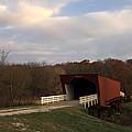 Built In 1883 Roseman Bridge by Randall Branham