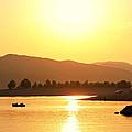 Bulgarian Sunset by Hristo Hristov