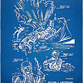 Bulletproof Patent Artwork 1968 Figures 18 To 20 by Nikki Marie Smith