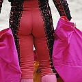 Bullfighting, Quito, Close Up by Axiom Photographic