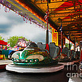 Bumper Cars by Terri Waters