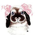 Bunny by Elaine VanWinkle