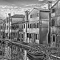Burano 3 by Mauro Celotti