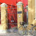 Burano Bicyle Doctor by Vicki Hone Smith