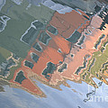 Burano House Reflections by Rebecca Margraf