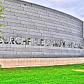 Burchfield Penny Art Center by Michael Frank Jr