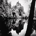 Burg Kriebstein by Simon Marsden
