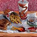 Burger King Value Meal No. 3 by Thomas Weeks