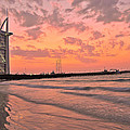 Burj Al Arab Dubai by Anusha Hewage