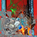 Burning Angel by Pierdutin