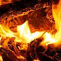 Burning by Justin Robertson