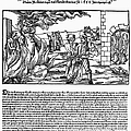 Burning Of Witches, 1555 by Granger