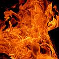Burning Swirls by Azthet Photography