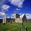 Burrishoole Friary, Co Mayo, Ireland by The Irish Image Collection