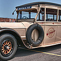 Bus No. 19 by Guy Whiteley