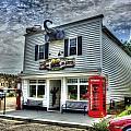 Business In Moundsville Wv by Dan Friend