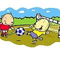 Busy Beaver Soccer by Scott Nelson