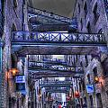 Butlers Wharf London Hdr by David French