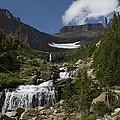 Butte At Lunch Creek  by Lorraine Devon Wilke