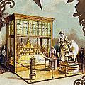 Butter Trade Card, C1880 by Granger