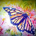 Butterfly Beauty 3 by Raymond Doward