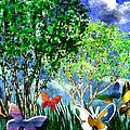 Butterfly Dance by Vicki Podesta