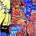 Butterfly Wings by Sandra Lira