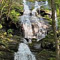 Buttermilk Falls Nj by Art Dingo